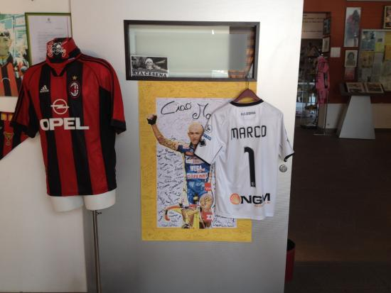 Museo Marco Pantani Picture Of Cesenatico Province Of Forli Cesena Tripadvisor