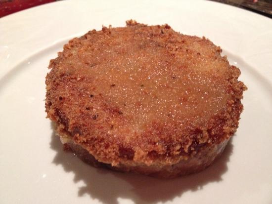 L'Anice Stellato: capocollo di maiale cotto a bassa temperatura, in crosta di rosmarino e mirto