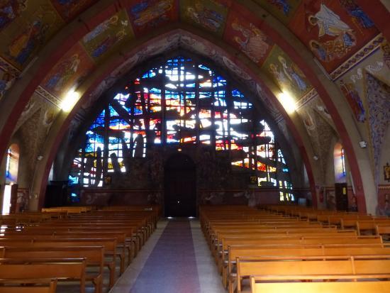 Eglise Notre Dame d'Alban