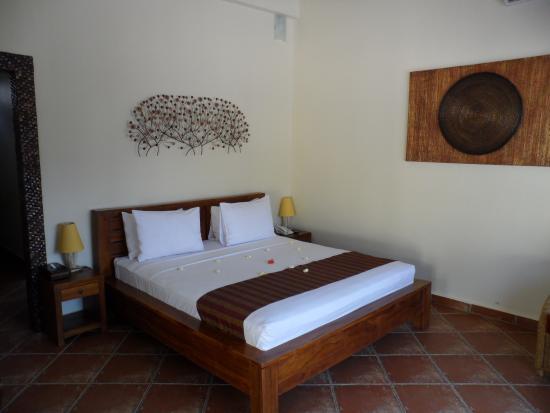 Luce d'Alma Resort & Spa: habitacion villa A