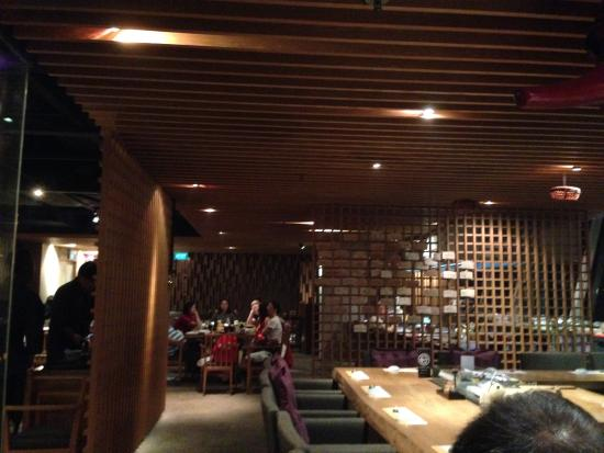 Nice ambience picture of takumi tokyo singapore for Ambiance cuisine nice