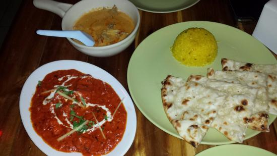 Tandoori Night's : Chicken Tikka Masala