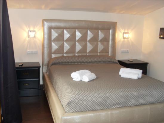 Hotel Montmar : chambre