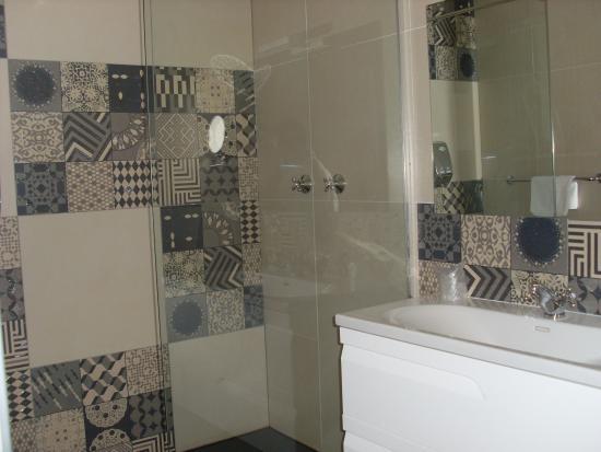 Hotel Montmar : salle de bain