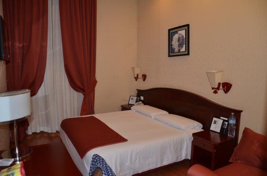 Augusta Lucilla Palace: chambre 121