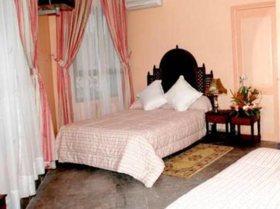 Hotel Al Mamoun: Chambre double