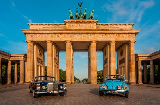 Himmel Blau Berlin