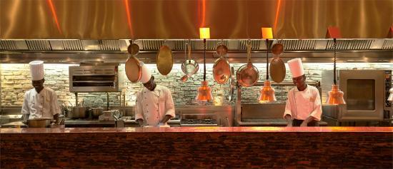 Tatu Restaurant: Chefs Table