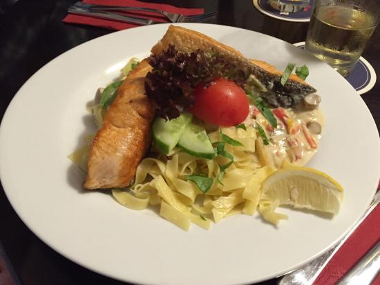 Schifferkrug: Guter Fisch!