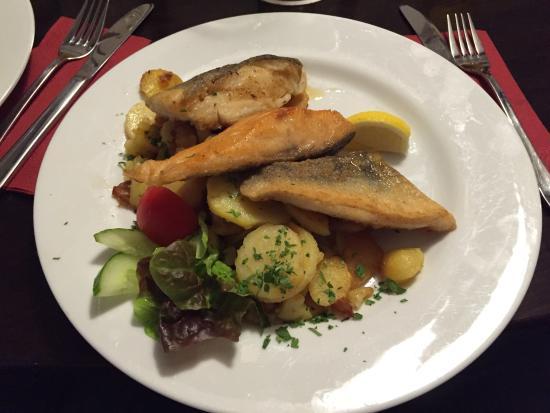 Schifferkrug : Guter Fisch!