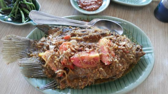 Ikan Bakar Cianjur Malang