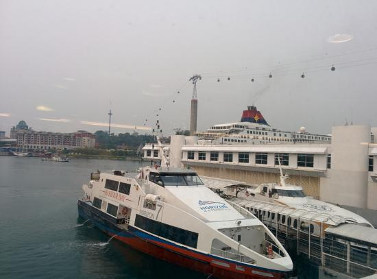 Ferry boat picture of batam centre ferry terminal batam center batam centre ferry terminal ferry boat sciox Images