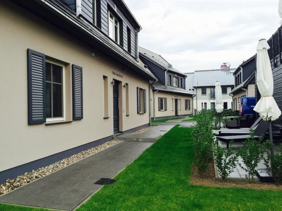 Hotel Kuenstlerquartier Seezeichen: Apartementhaus