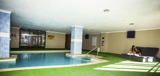 Alderney on Hay: Indoor Heated Pool