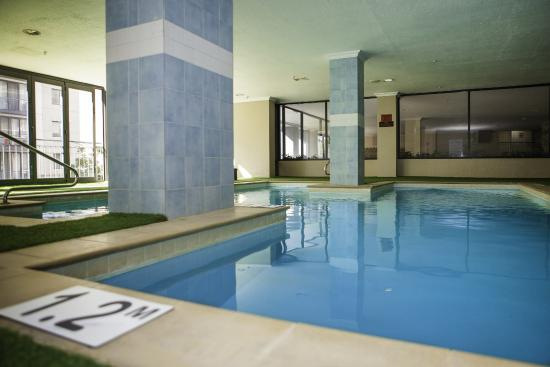 Alderney on Hay: Indoor Heated Pool