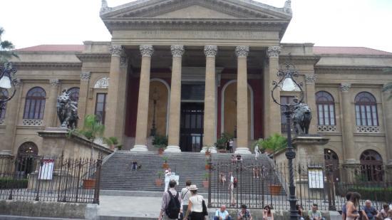 Hotel Verdi Palermo Tripadvisor