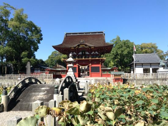 ‪Iga Hachimangu Shrine‬