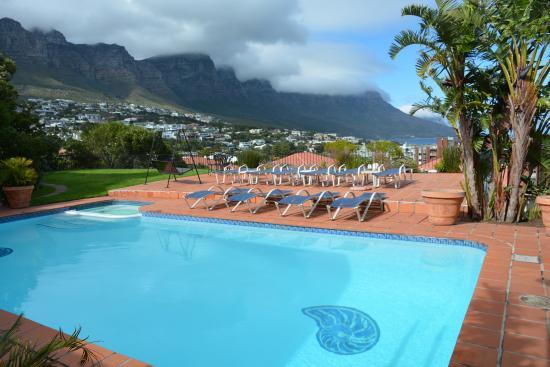 แคมป์สเบย์, แอฟริกาใต้: View from our room