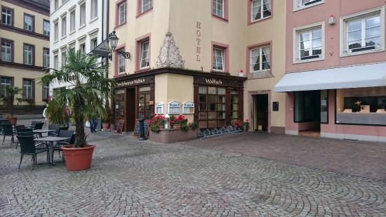 Hotel Zum Schwarzen Walfisch: 😊😊😊