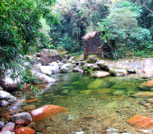 Cachoeiras de Macacu: 1