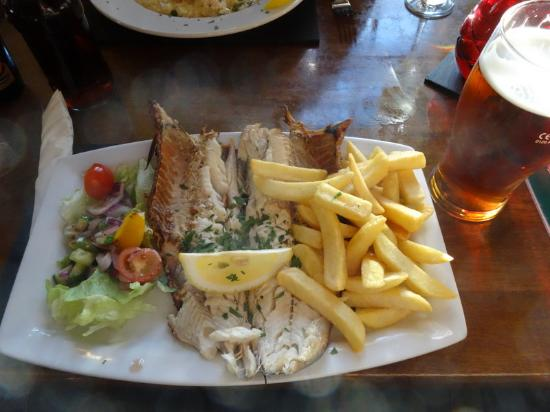 The Old Brewhouse: Arbroath Smokey Dinner