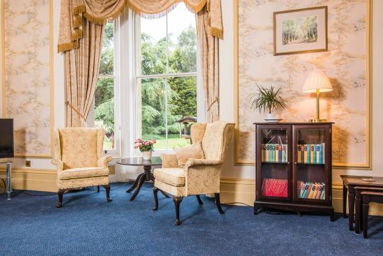 Park House Hotel Main Lounge