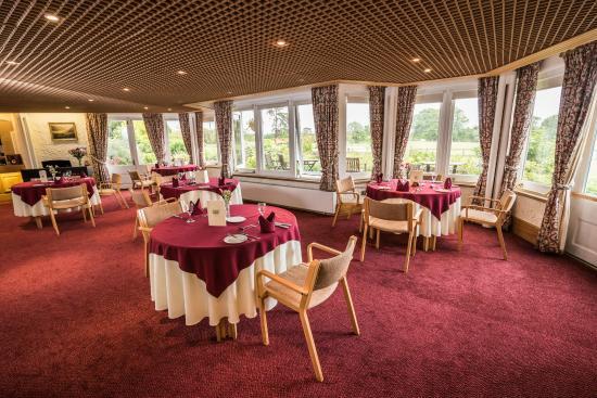 Park House Hotel : Restaurant