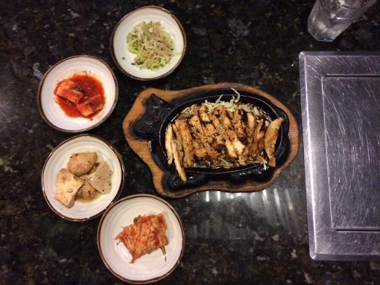 Shawnee Mission, KS: Chicken Bulgogi