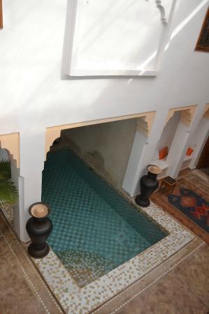Riad RK: piscine chauffée sur demande
