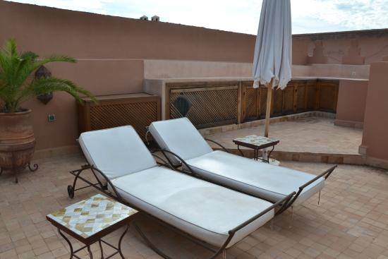 bain de soleil super confortable picture of riad rk marrakech tripadvisor. Black Bedroom Furniture Sets. Home Design Ideas