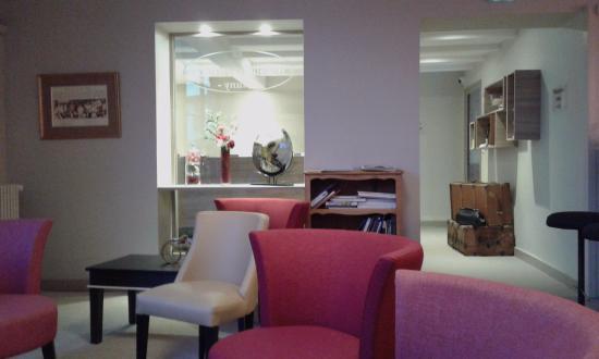 Hostellerie d'Heloise : Salon