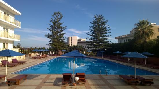 Marilena Hotel: basen