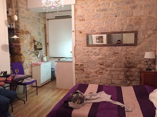 Kaleta Apartments : Gold Room