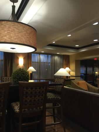 Hampton Inn Oxford University Area: Breakfast area