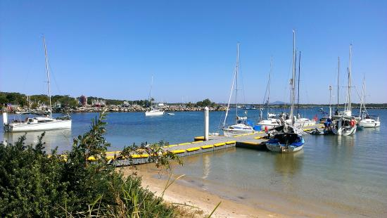 Anchorage Holiday Park: Iluka boat harbour