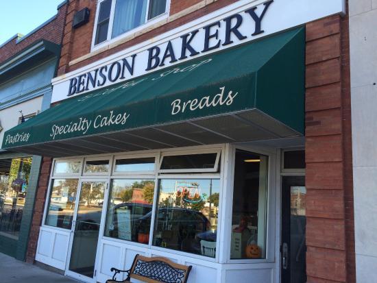 Benson Bakery, Benson Minnesota