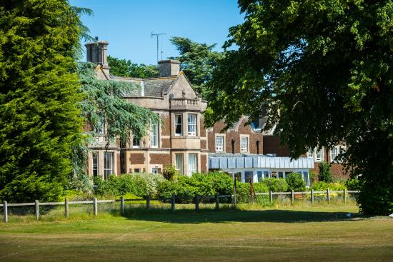 Park House Hotel Outside View