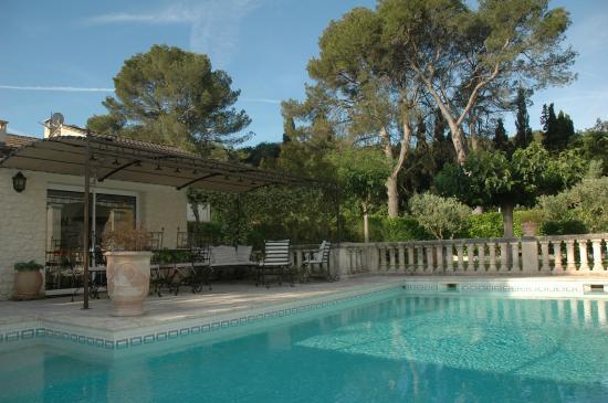 Le Jas des Alpilles : piscine