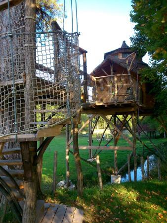 Descartes, Франция: La cabane