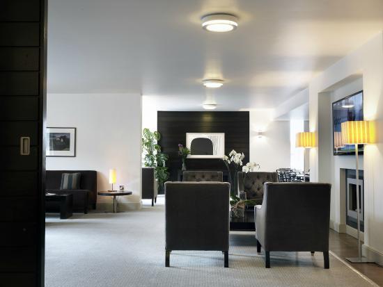 The Croke Park: Executive Lounge