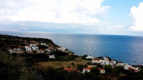 Kythera Hiking: Агиа-Пелагиа.