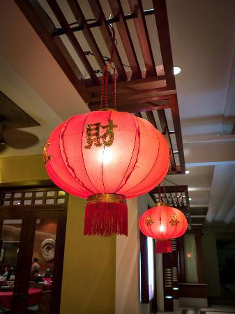 Tea of Spring at Shangri-La's Mactan Resort & Spa: At the Entrance