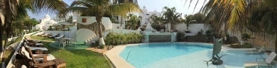 Villas Fa-Sol: Panoramica vista de lbercas