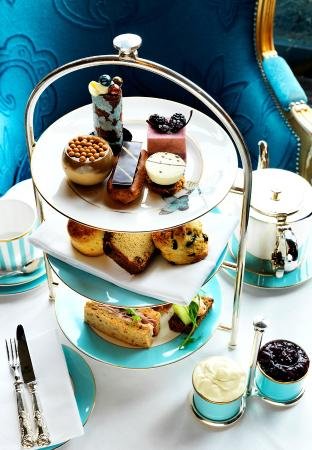 The Westbury: Westbury Irish Design Afternoon Tea
