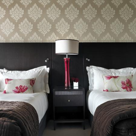 The Westbury: Westbury Deluxe Room Twin