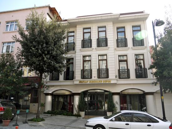 Sultan Mehmed Hotel : Фасад