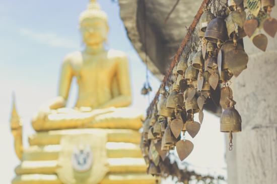 Chalong, Tajlandia: Большой Будда