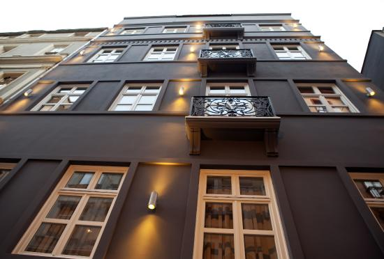 Stories Hotel Kuloğlu: building