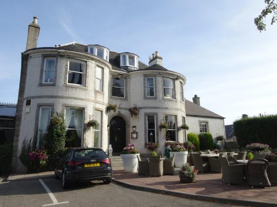 Ferryhill House Hotel Aberdeen
