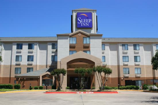 Sleep Inn Arlington Near Six Flags: Entrance
